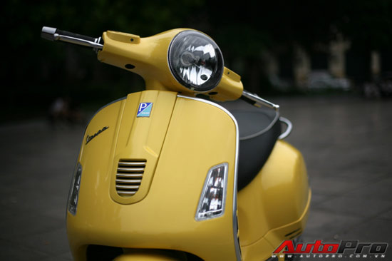 vespa gts 125 i e scooter was the aboriginal acceptation of piaggio  title=