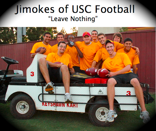 Jimokes of USC Football