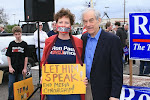 Rally for Ron Paul - Victoria, Texas - 2.2.08