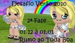 Desafio verão 2010  2* fase