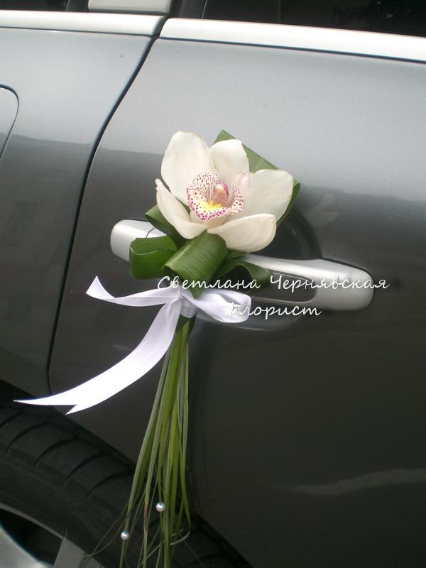 Как сделать украшение на свадебную машину своими руками (фото) 55