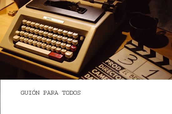 GUION PARA TODOS el blog de Ricardo Aiello