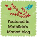 Featured on Mathilda's Market Blog