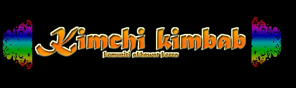 Kimchi Kimbab