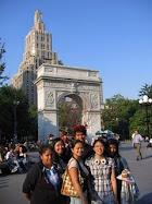 Columbia Crew at NYU