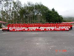 Pelatih Kolej Pertanian malaysia SKM Tahap 1 Batch 3