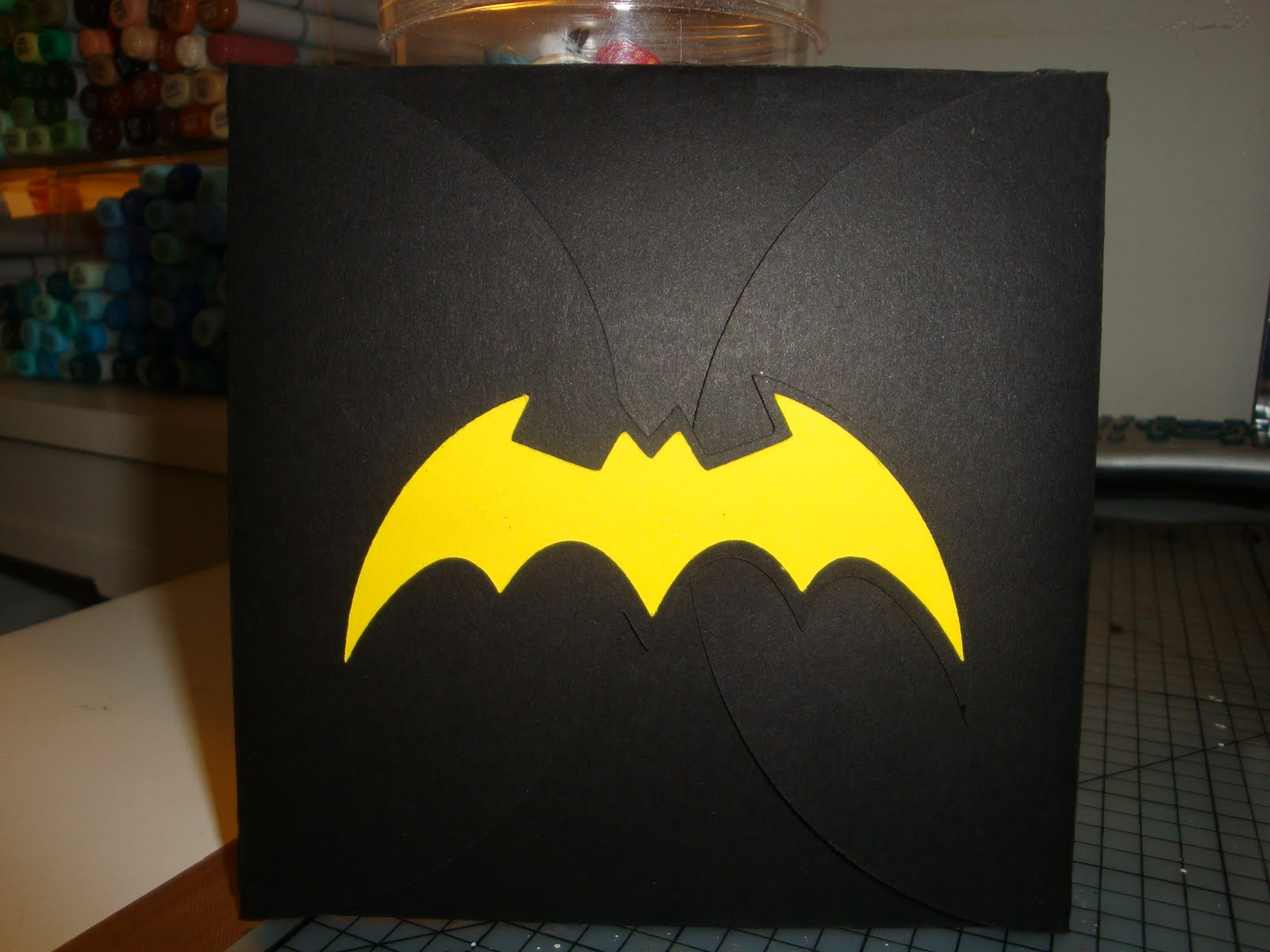Batman Invitation Ideas