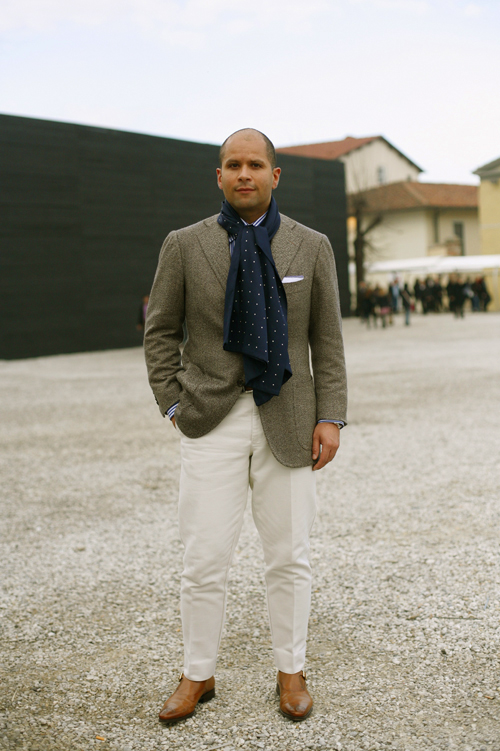 the sartorialist wear palettes
