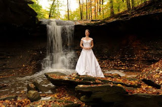 Popular Fall Outdoor Wedding Decorations