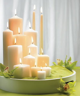 Wedding Decorations Candles