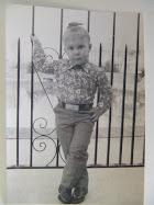 Valorie, Circa 1964