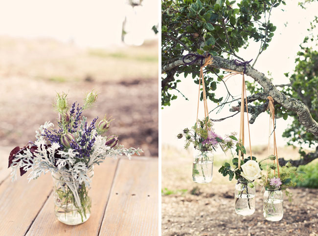 diy wedding ideas on a budget photograph 10 hanging vases. Black Bedroom Furniture Sets. Home Design Ideas