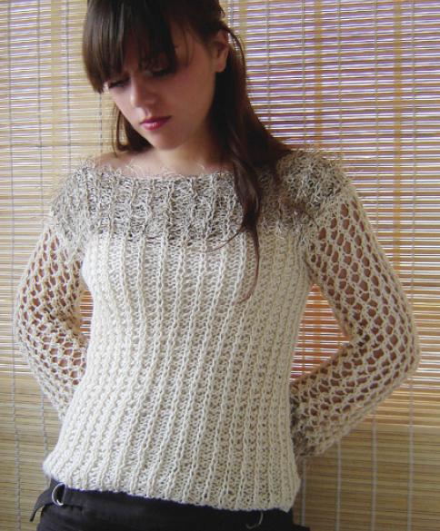 Sweater Marruecos - Patron