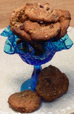 ... GFCF Recipe Experience: Peanut Butter Chocolate Chip Quinoa Cookies