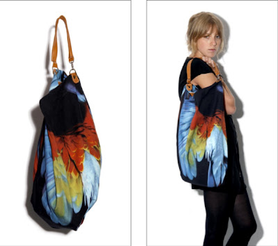 PARISTEXAS: SURFACE TO AIR X SØLVE SUNDSBØ :  surface to air designer dress bag