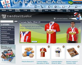 Tienda Virtual UC: