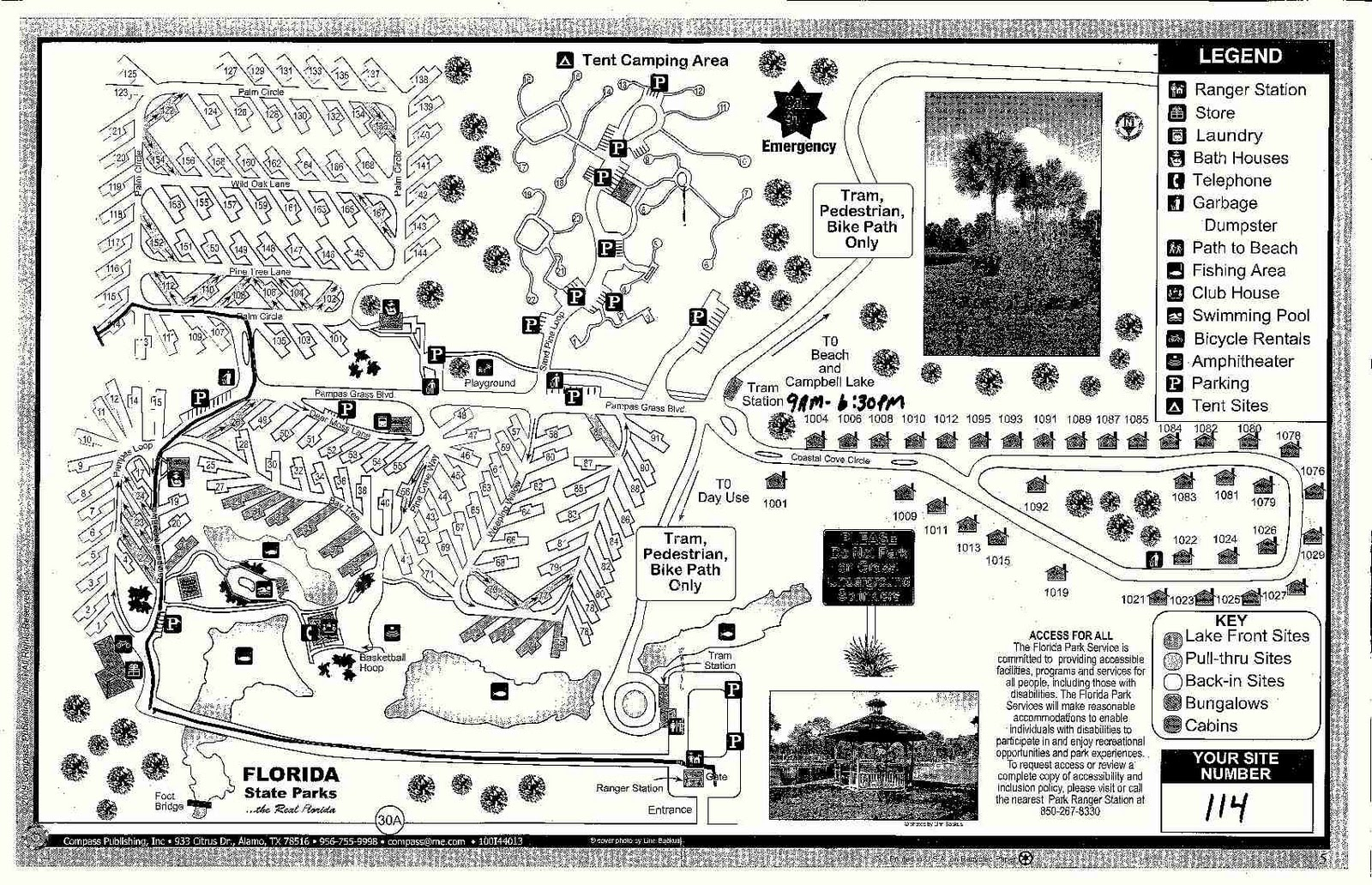 Camping Info The Stuff You Need To Know Topsail Hill Preserve - Florida map state parks