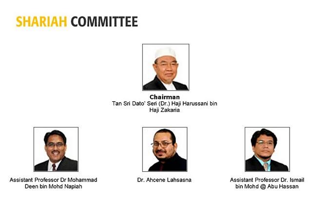 Majlis Pengawasan Syariah Etiqa Takaful