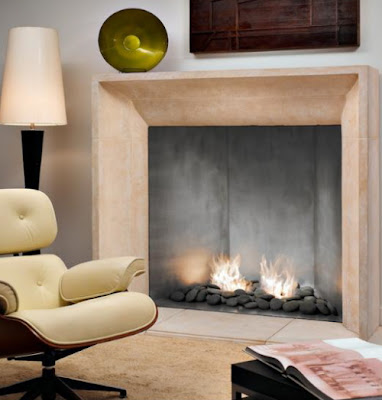 Woodless Fireplace | American HWY