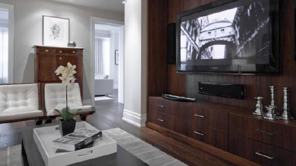 Through The French Eye Of Design Tv Stands