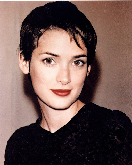 Winona Ryder Is An American Actress