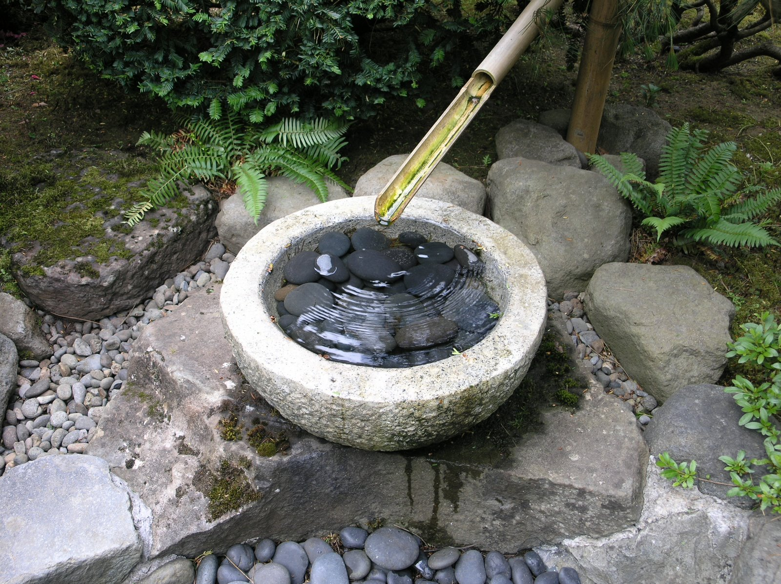Japan tsukubai on pinterest japanese gardens water for Japanese garden water fountain