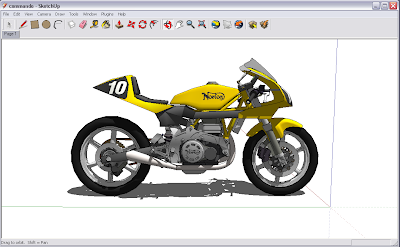 Google Sketchup Models, Samples, 3D WareHouse.