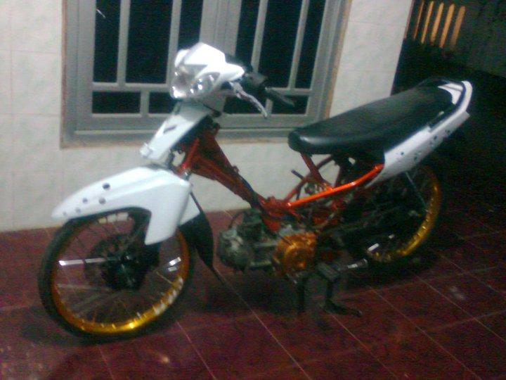 Foto Modifikasi Motor Yamaha Fiz R