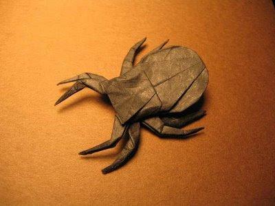 Origamis  (estan muy buenos) Insect_origami_25