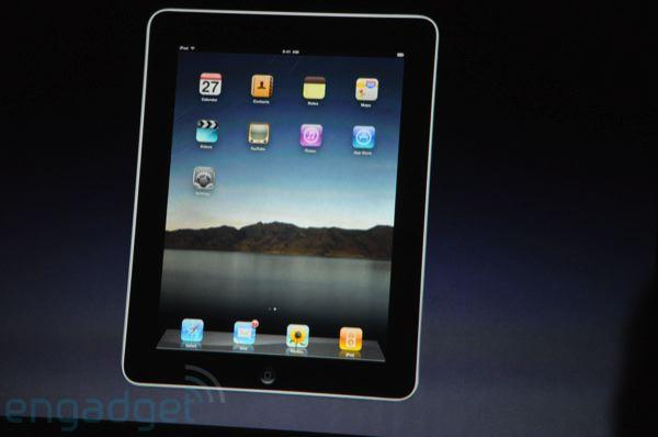 اللوحي أبل iPad
