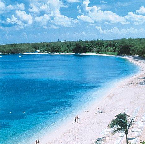 Blue Maroon Cozumel Beaches Mexico