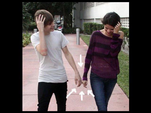 mas: Justin Bieber y Selena Gomez Fotografiados en una nueva cita