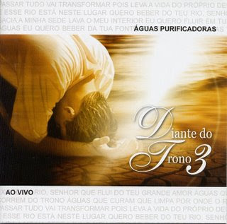 Diante do Trono - �guas Purificadoras (Playback)