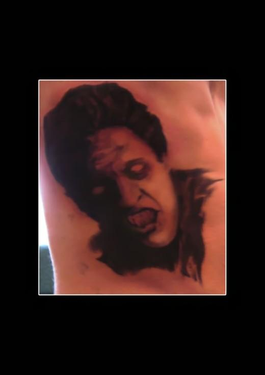 Scary Tattoos(23 photos)