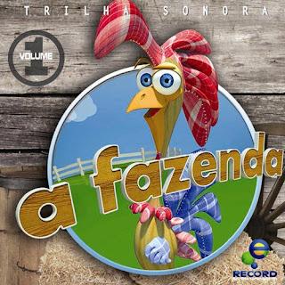 Baixar CD A Fazenda - Volume 1 (2009)