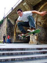 Eñaut skate