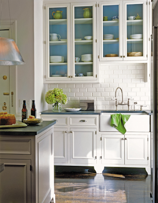 Painting Ideas For Kitchens. Image via Kitchen Bath Ideas.