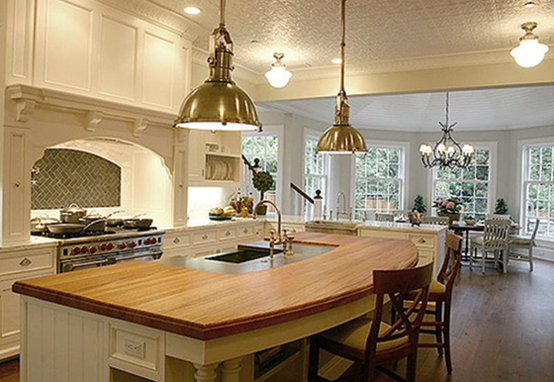 top celebrity fashion 2011: The Island - Kitchen Design ...