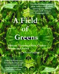 A Field of Greens available on Amazon