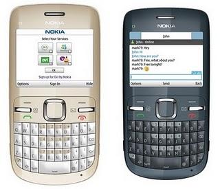Temas para Nokia C3-00 e X2-01 (S40v6 320x240)