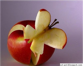 apple art wallpaper