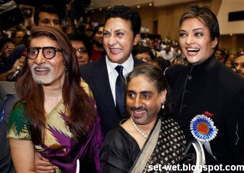 amitabh bacchan family funny photograph wallpaper