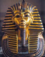 The Golden Mask of Tutankamun