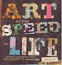 I&#39;ll be contrbuting to:  Art At The Speed Of Life by Pam Carriker