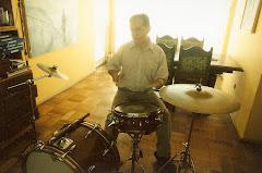 Otra pasión...¡la batería y el jazz!