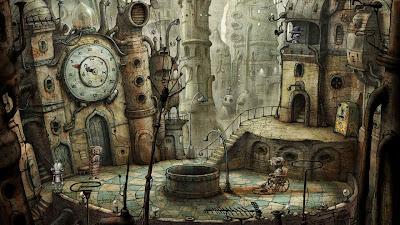 Прохождение игры Машинариум (Machinarium)
