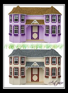 Tecnico dise o grafico cambiar color fachada tejado y for Cambiar tejado casa antigua