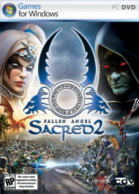 Categoria jogos de pc, Capa Download Sacred 2: Fallen Angel (PC)