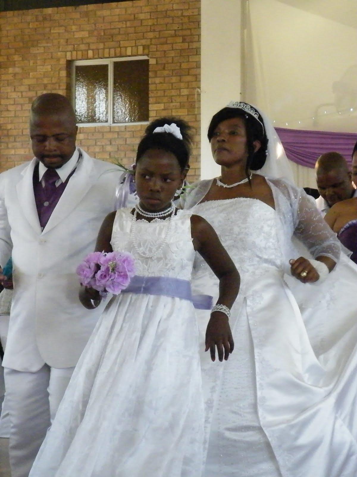 TRAILBLAZING IN SOUTH AFRICA: Zulu Wedding