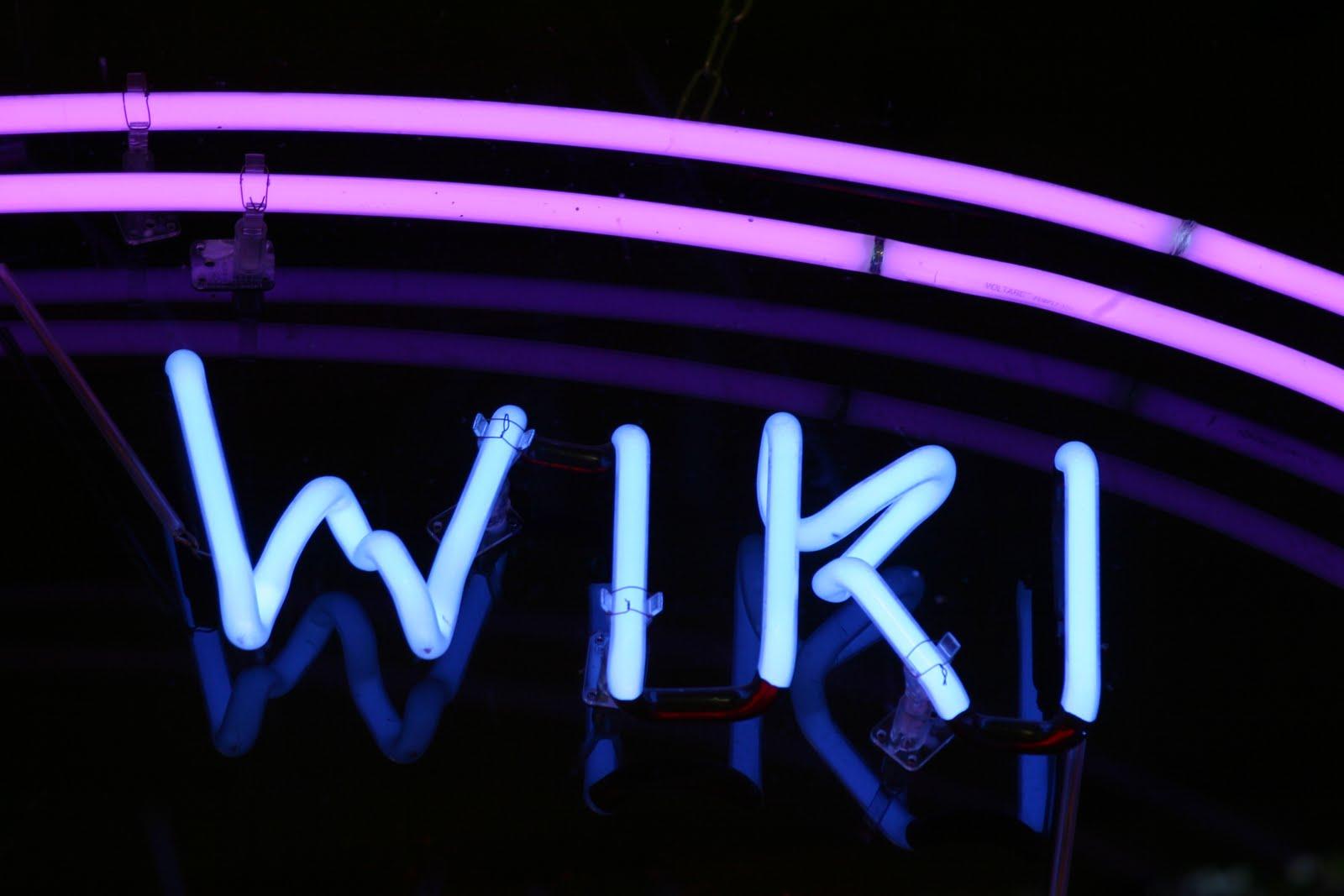 CREACION DE WIKIS